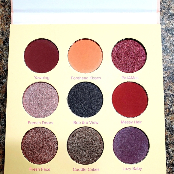 Beauty Bakerie Other - NWT - Beauty Bakery Eyeshadow Pallet in Cashmere